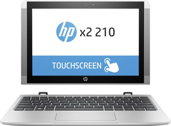 HP x2 210 ATOM x5-Z8350 - Hybride Laptop Tablet