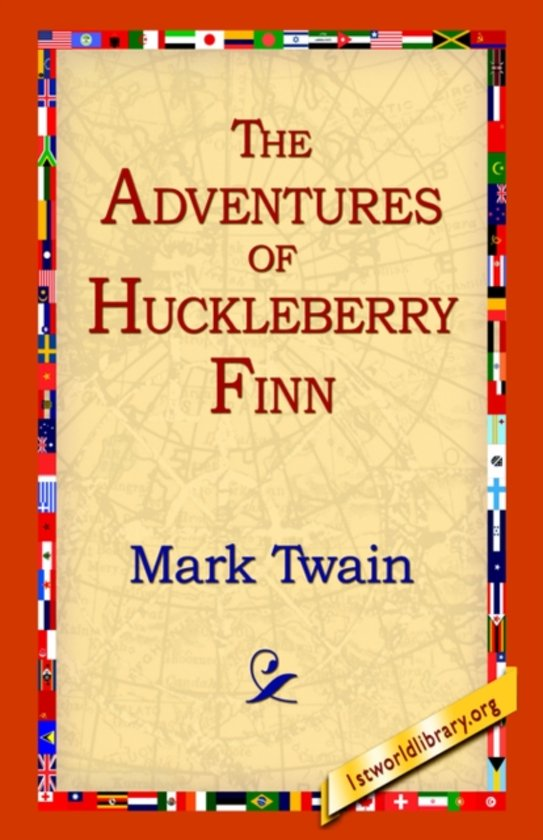 early influences on the adventures of huckleberry finn by mark twain The world knows him as mark twain, the perpetually quotable writer of such  classic american novels as the adventures of huckleberry finn and tom sawyer.