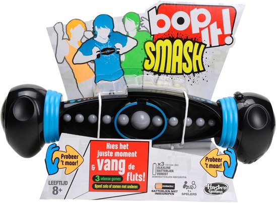 Bop it Smash - Gezelschapsspel