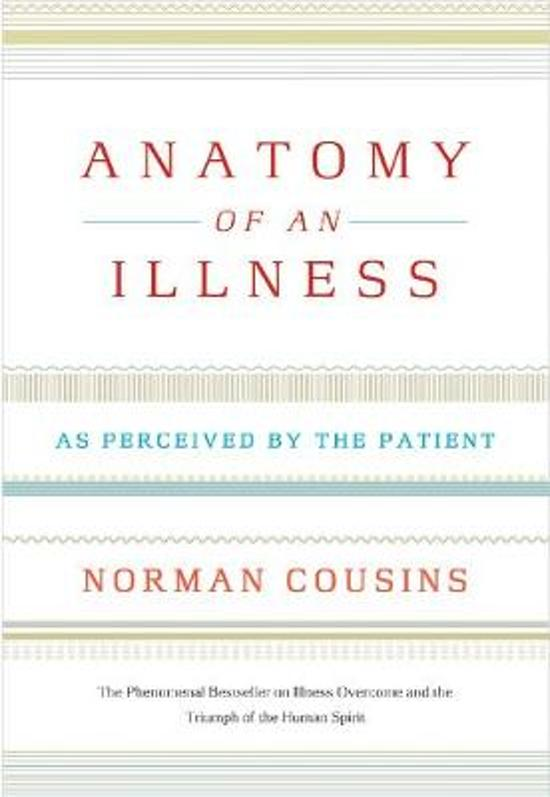 The anatomy of an illness