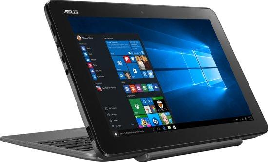 Asus Transformer Book T101HA-GR001T - Hybride Laptop Tablet
