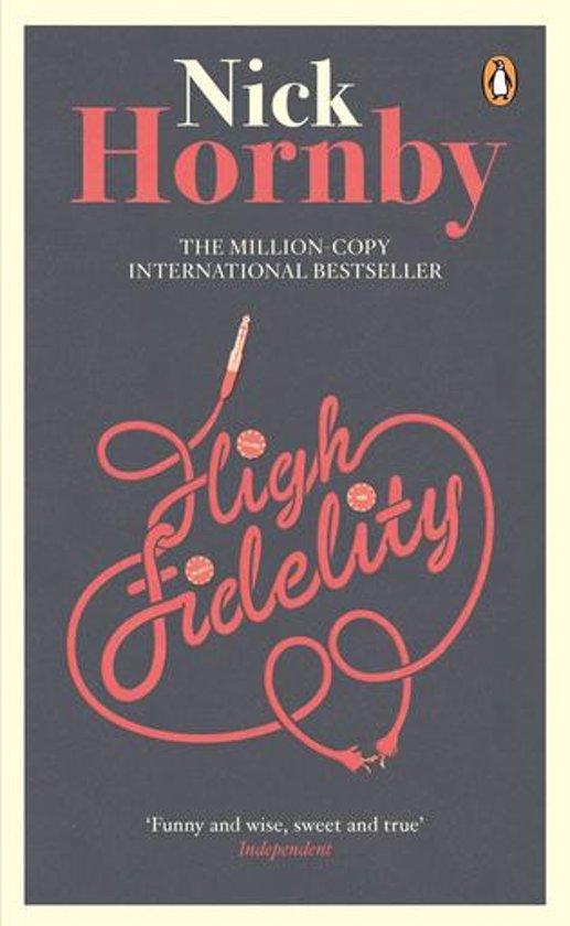 nick hornby high fidelity essay