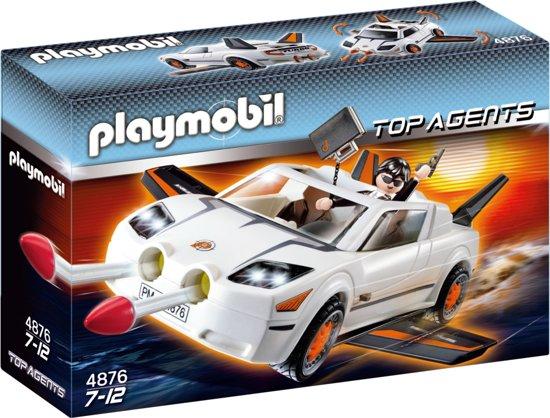 Playmobil Top Agents Super Racer - 4876 in Ankum