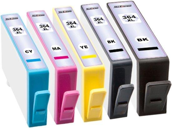Inkt cartridge Huismerk voor HP - Zwart/cyan/magenta/yellow/Foto zwart (85.00 pag/ml )