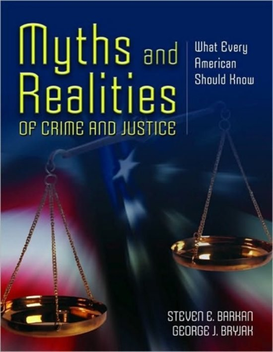 the mythology of crime and criminal
