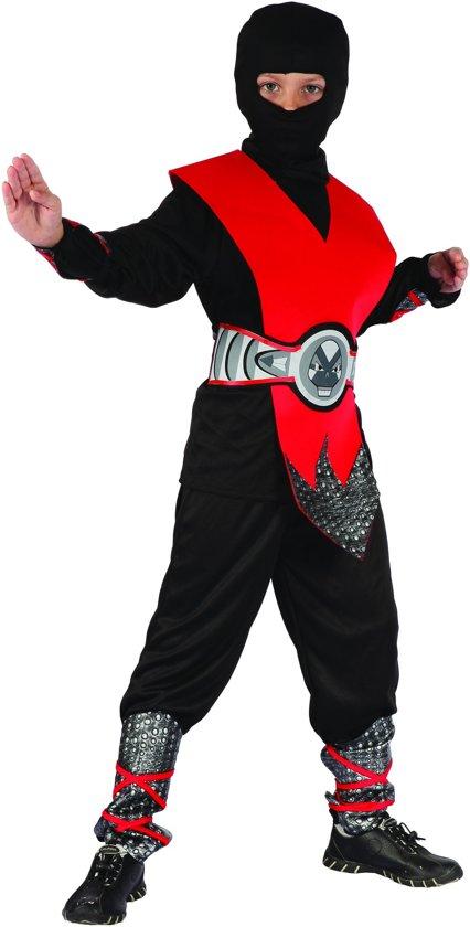 Ninja kostuum voor jongens  - Verkleedkleding - 134/146 in Beek