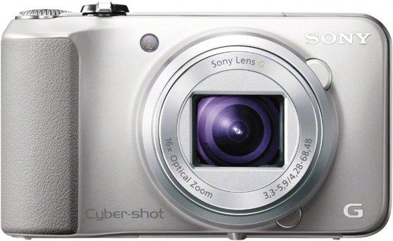 Sony Cybershot DSC-HX10V - Zilver