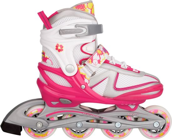 Inlineskates Junior Verstelbaar - 38-41 in Veecaten