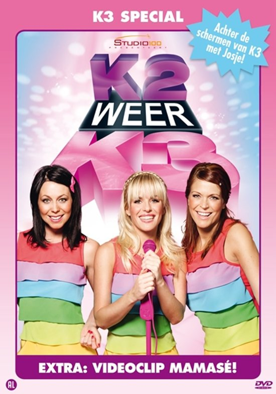 bol.com : K2 Weer K3, K3 : Dvd