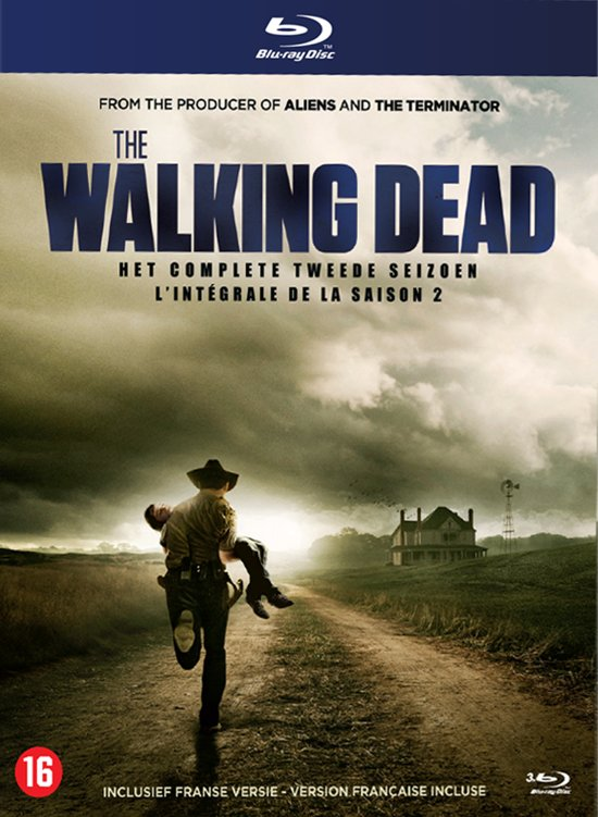 The Walking Dead - Seizoen 2 (Blu-ray)