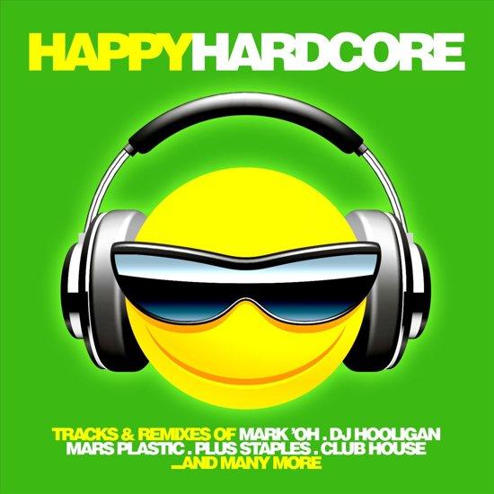 Various - Happy Hardcore - The Mix