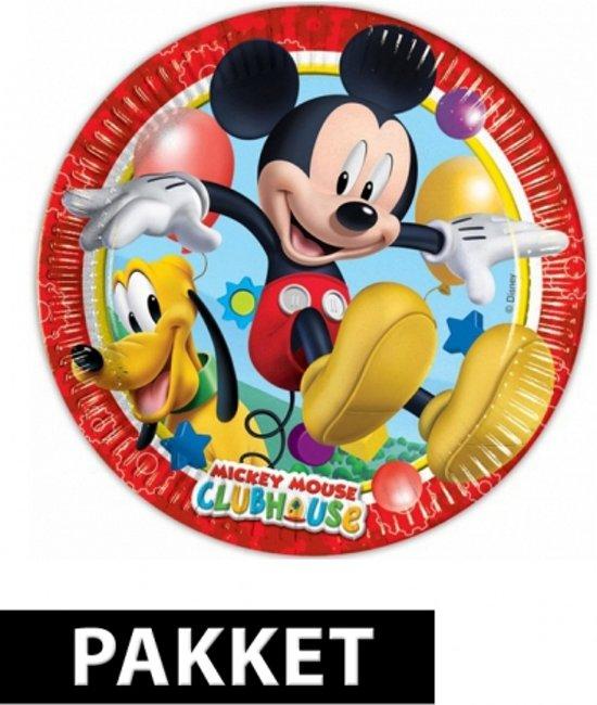 Mickey Mouse kinderfeest pakket in Spannum