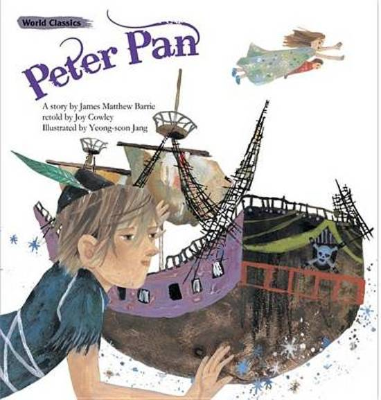peter pan james matthew barrie pdf