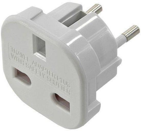 Engelse stekker adapter kopen