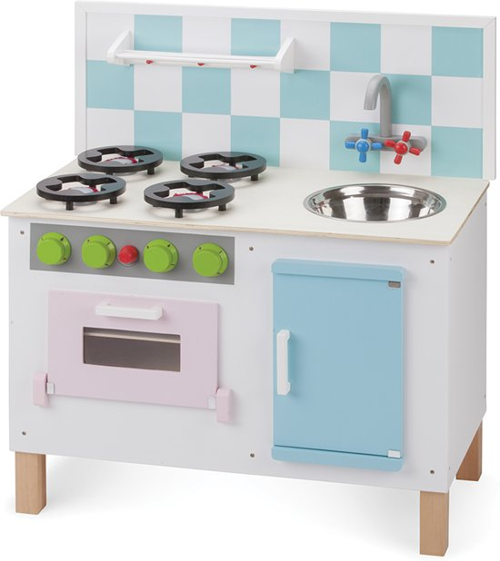 Kidkraft Keuken Grand Gourmet : new classic toys keuken 84 cm 3 8 jaar 149 00 ? 129 00 keuken deluxe
