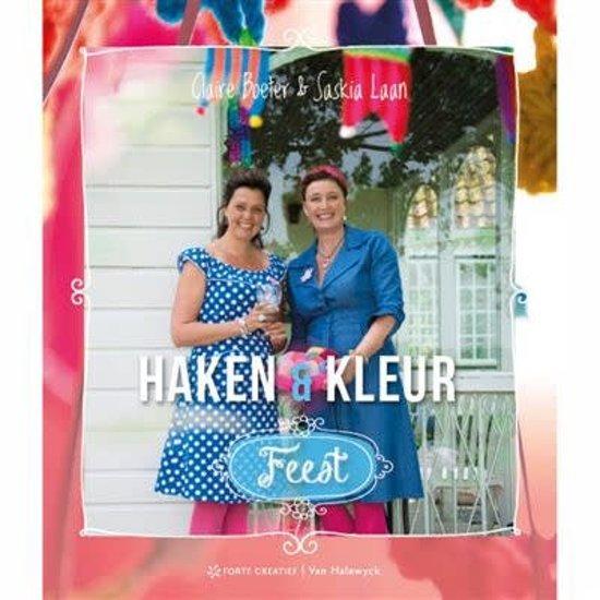 Review: Boek Haken & Kleur Feest