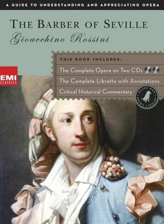 Barber Of Seville Summary : bol.com Barber Of Seville, Gioacchino Rossini & David Foil ...