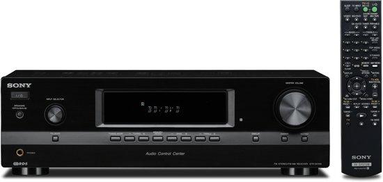 Sony STR-DH130 - Stereo receiver - Zwart