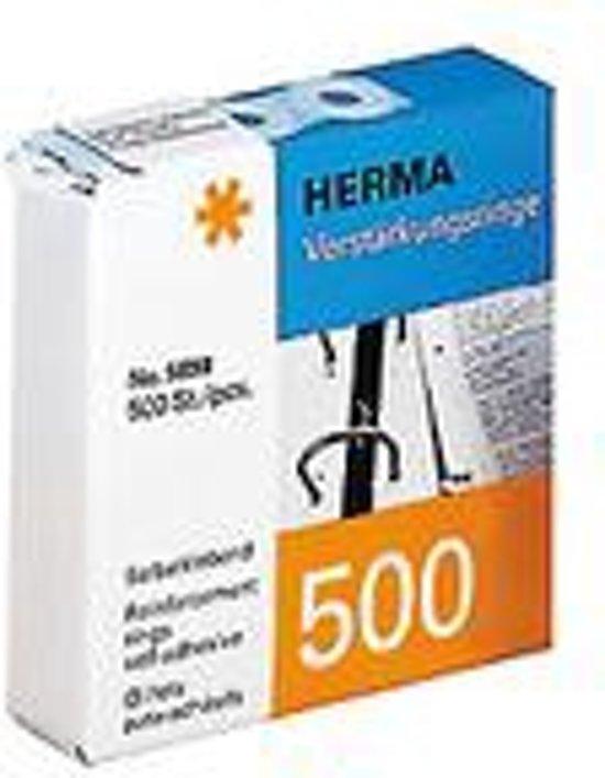 HERMA Versterkingsringen500x transparant