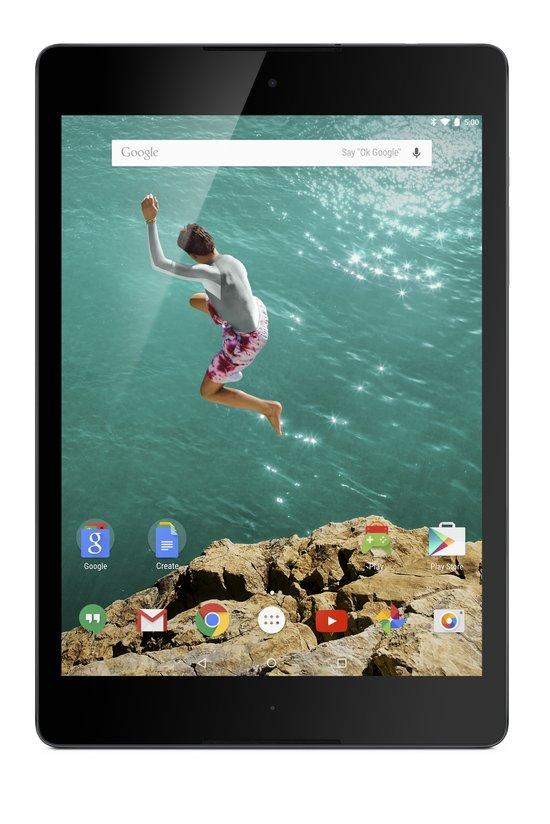 HTC Nexus 9 - 32GB - Zwart - Tablet