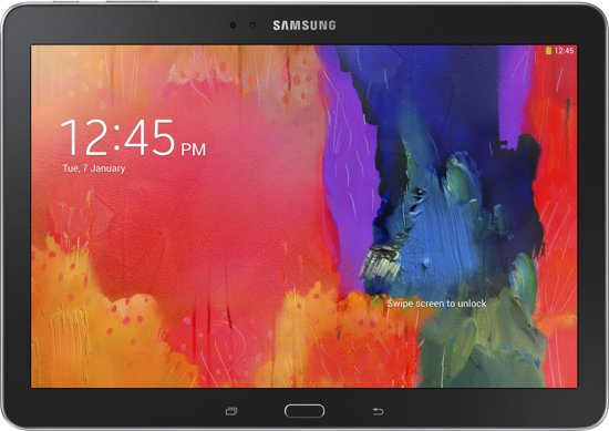 Samsung Galaxy Tab PRO - 10.1 inch (T520) - 16 GB - Zwart - Tablet