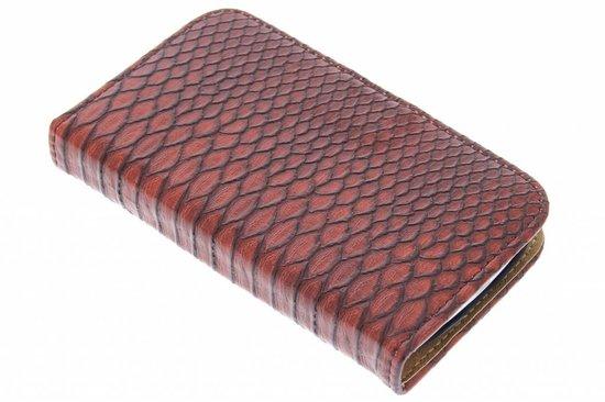 Rode Keukenapparaten : bol.com Rode slangen booktype hoes – Samsung Galaxy S3 Mini