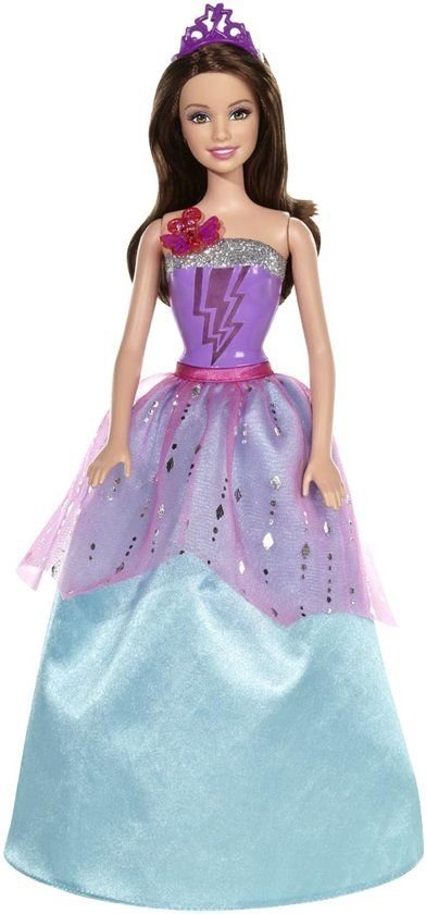Barbie Superpower Sparkle Prinses - Corinne - Barbiepop in Gijbeland