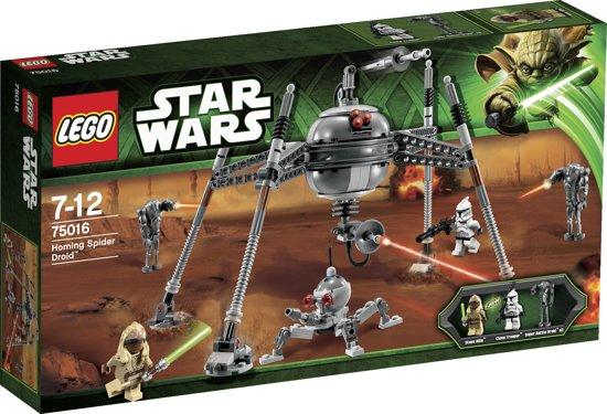 LEGO Star Wars Homing Spider Droid - 75016 in Neder-over-Heembeek (Bru.)