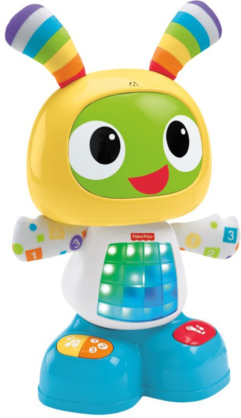 Top Three Toys Of 2012 : Bol fisher price beatbo bewegende robot mattel