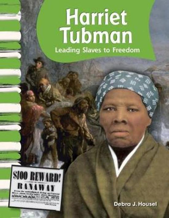Essay/Term paper: Harriet tubman