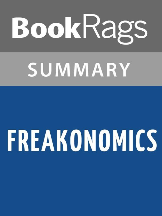 freakonomics chapter 4 Need help with chapter 5: what makes a perfect parent in steven levitt's freakonomics check out our revolutionary side-by-side summary and analysis.