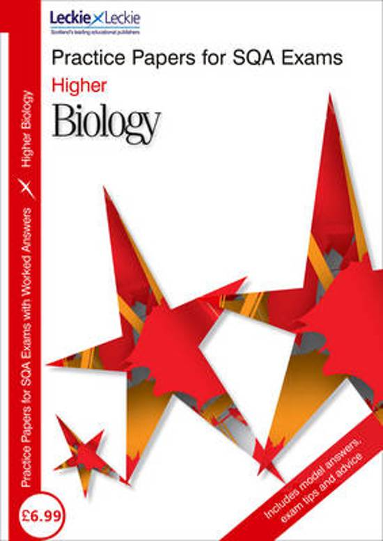 CFE-Higher-Biology-Practice-Papers-for-SQA-Exams-9780007590926 ...