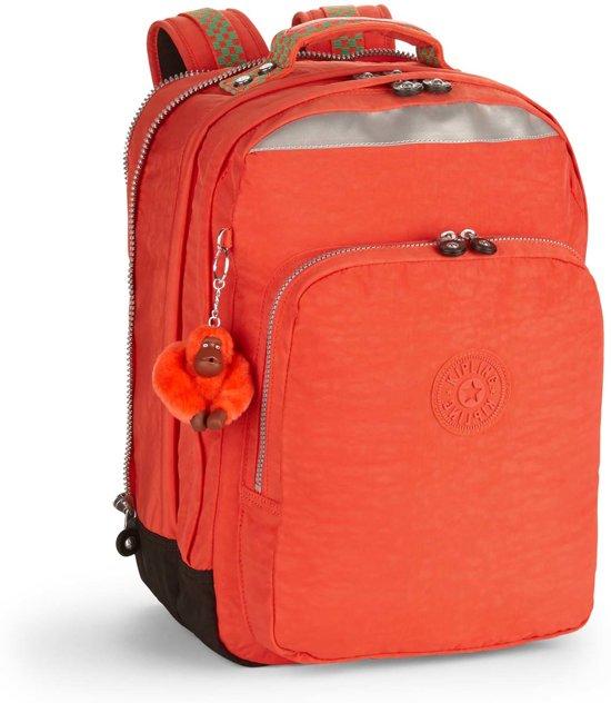 Kipling College - Laptop Rugzak - Sugar Orange C in Opont