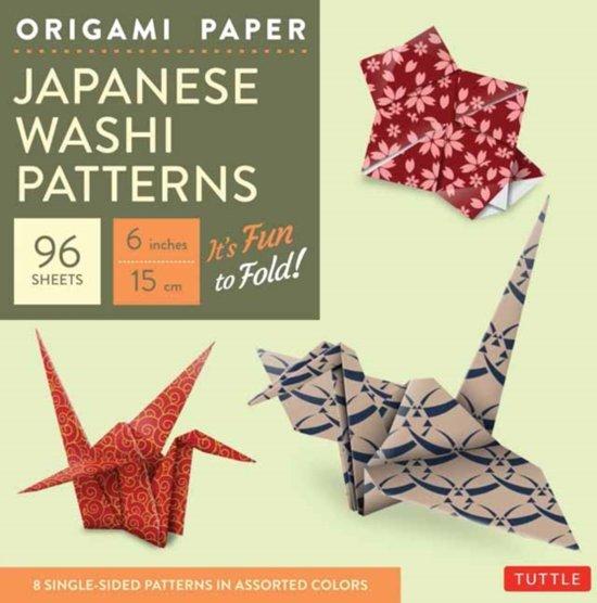 origami paper tuttle publishing tuttle publishing 9780804845465. Black Bedroom Furniture Sets. Home Design Ideas