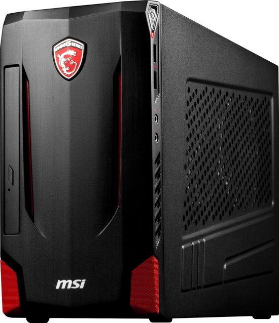 MSI Nightblade MI-031EU - Gaming Desktop
