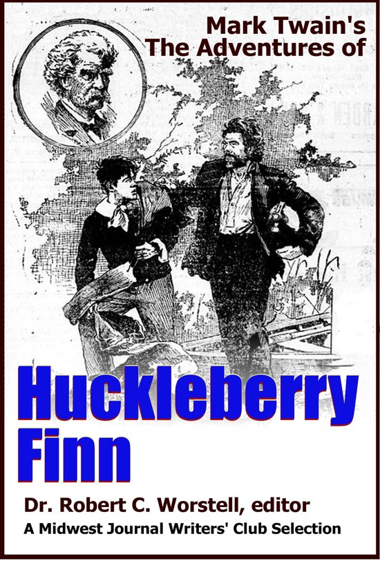 An analytical review of the adventures of huckleberry finn by mark twain