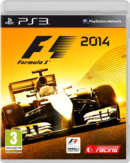 formula 1 f1 2014 ps3 codemasters games. Black Bedroom Furniture Sets. Home Design Ideas