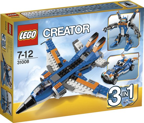 LEGO Creator Thunder Wings - 31008