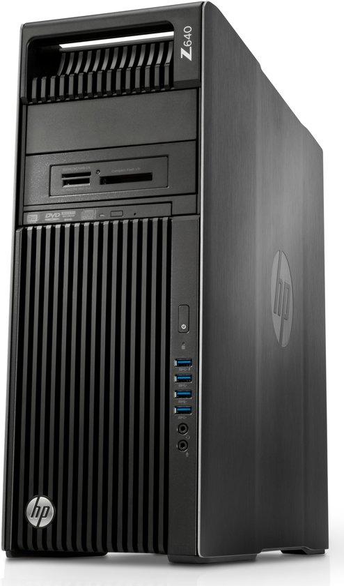 HP Z 640 MT
