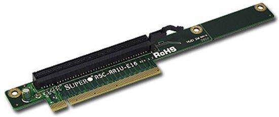 Supermicro RSC-RR1U-E16 interfacekaart/-adapter