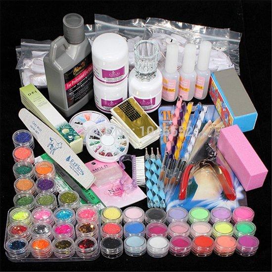Acrylnagels Starter Kit - Acryl Nagellak Polish