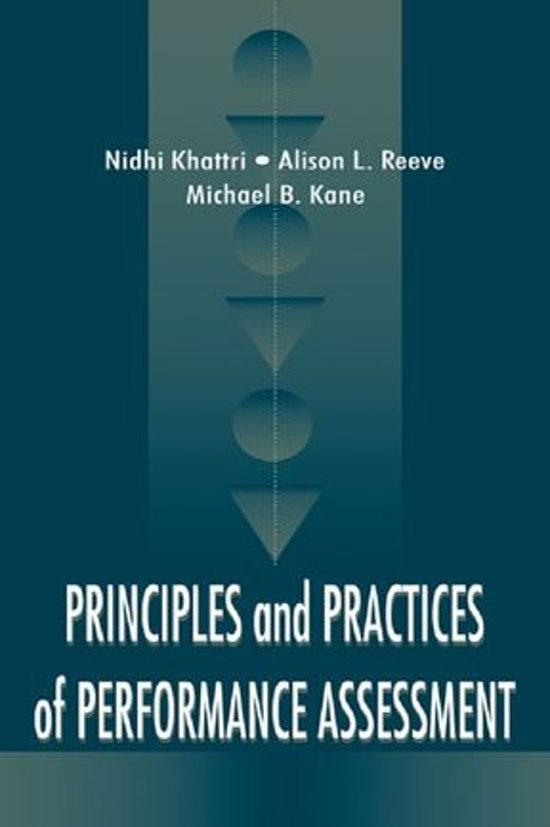 """understanding the principles and practices of assessment Twenty years ago, in 1992, the american association for higher education's assessment forum released its """"principles of good practice for assessing student as campuses seek to make assessment an integral part of institutional culture, returning to first principles and using them to forge a shared understanding of."""