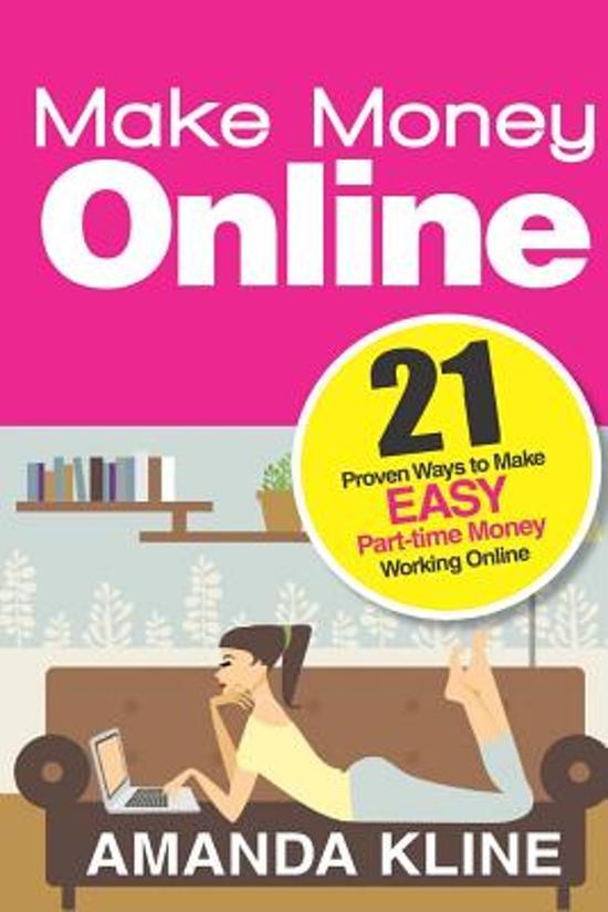 bol.com   Make Money Online, Amanda Kline   9781507588536 ...