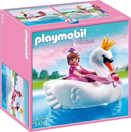 Playmobil Prinses met zwanenboot - 5476 in Quévy
