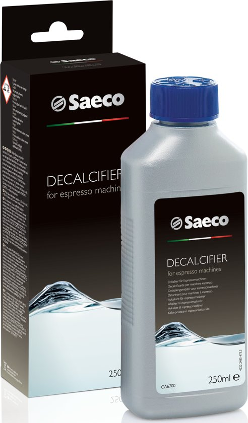 Saeco CA6700/00 - Ontkalker voor espressomachines - 250 ml - 1 stuk