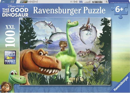 Ravensburger Disney The Good Dinosaur Arlo&Spot op avontuur - Puzzel van 100 stukjes in Ohain