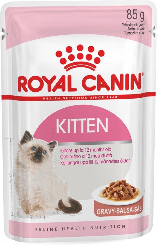 royal canin kitten instinctive in saus kattenvoer 1020 g. Black Bedroom Furniture Sets. Home Design Ideas