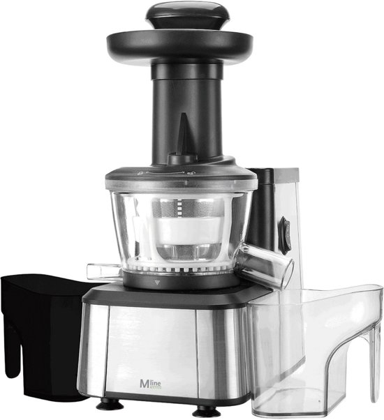 Enrico M Line Slow Juicer Reviews : bol.com Enrico M-line Slowjuicer