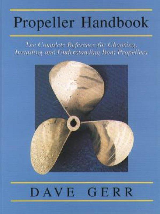 Propeller handbook dave gerr