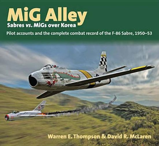 Mig Alley - Sabres Vs. Migs Over Korea